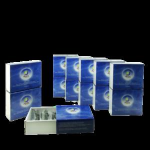 10+3 Kalk Nachfüll-Einsatz 3er Set für AcalaQuell® Stand Wasserfilter