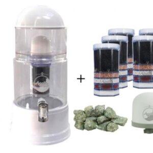 Einsteigerpaket AcalaQuell® Luna- Kristallklar