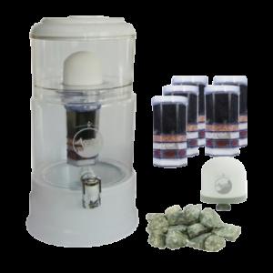 Großes Einsteiger AcalaQuell® Smart- Kristallklar