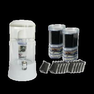Einsteigerpaket AcalaQuell® Advanced- Kristallklar