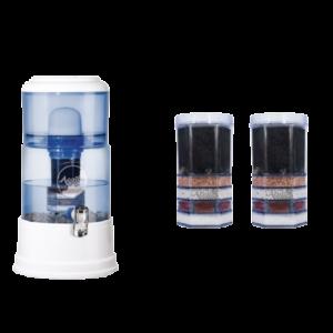 Einsteigerpaket AcalaQuell Smart- Blau
