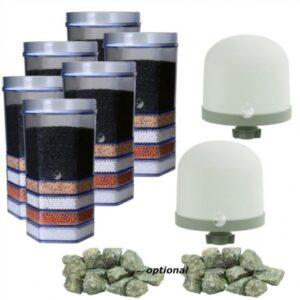 Zwei-Jahrespaket Premium Filtersatz AcalaQuell® Smart/Grande/Luna